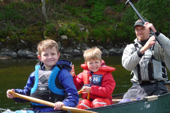 family adventure holidays in the cairngorms
