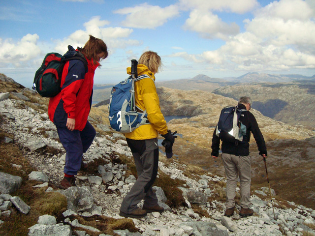 Choosing the right daypack for walking