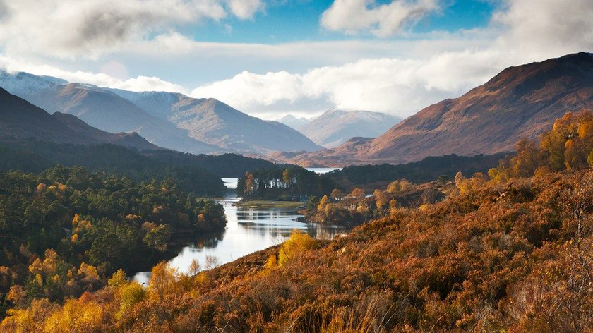 Top 5 reasons to visit Scotland in Autumn