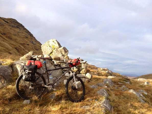 Bikepacking How To Bike Camp In The Wild Wilderness Scotland