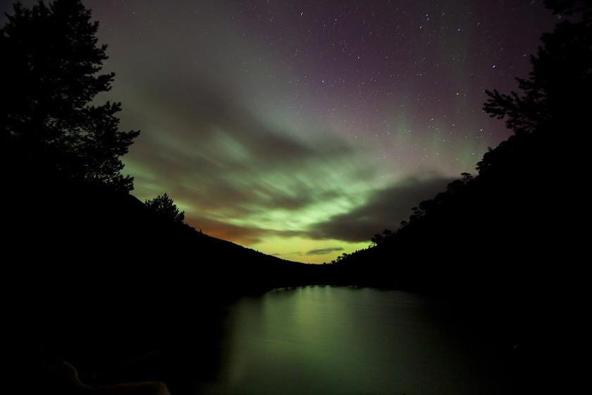 Northern Lights Skye Northern Lights Scotland 10