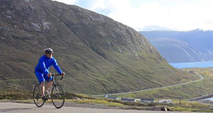 Road Cycling in Scotland