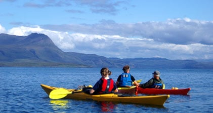 Family Adventure holidays in Scotland
