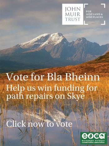 Help Keep Bla Bheinn on Skye beautiful