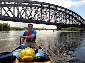 Canoeing-Spey Descent Featured