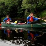 Open Canoeing – River Spey Descent