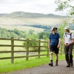 Ever varied and interesting paths keep the feet and mind amused on the West Highland Way.
