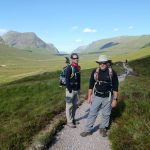 The West Highland Way has well maintained trails and epic views.