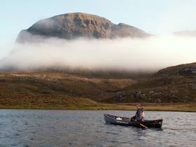 Canoeing-North-West-Highlands