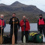 Canoeing – The North West Highlands
