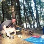 Family – Canoeing in the Great Glen