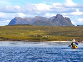 Scottish Sea Kayak Trail North: The Gaelic Coast