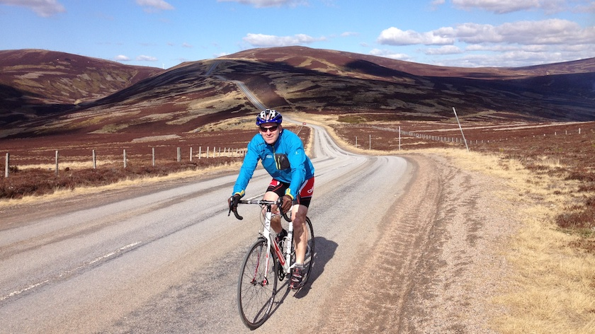 The Best Road Cycling Routes in the Highlands!