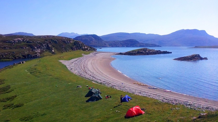 Wild Camping in Scotland and how to prepare