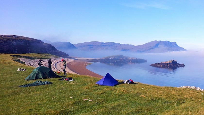 Wild C&ing in Scotland and how to prepare & Wild Camping in Scotland - A Beginneru0027s Guide : Wilderness Scotland