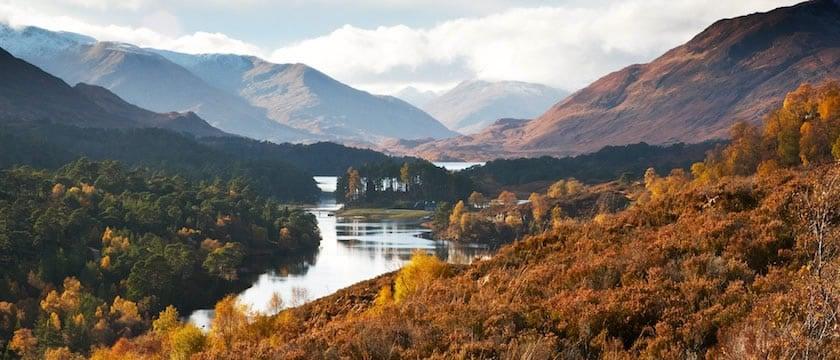 Wilderness Scotland Sustainability