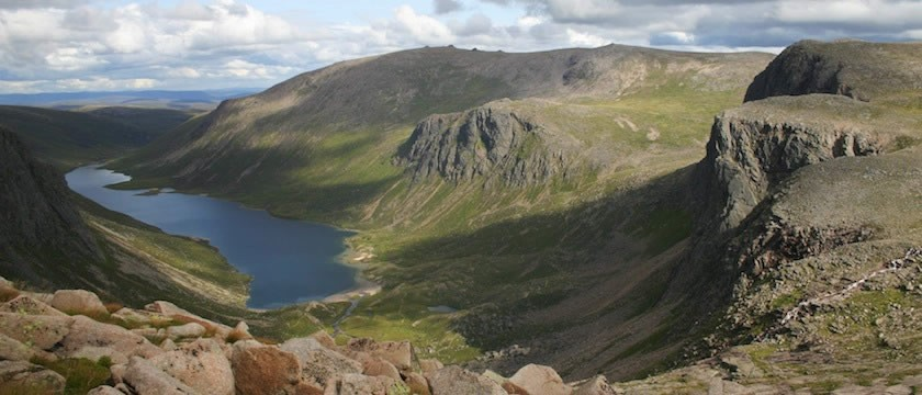 Cairngorms and Central Highlands