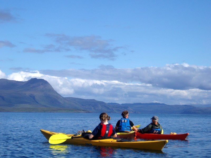 Family Activity - Arisaig & The West Highlands