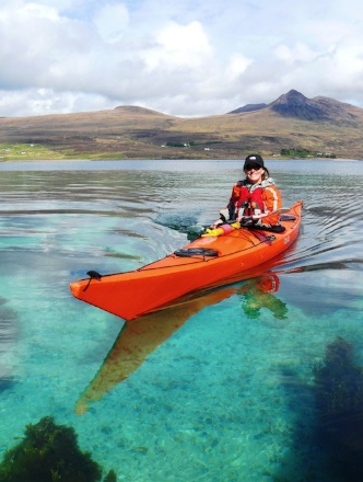Sea Kayaking Tips: How to Stay Dry on Your First Paddle