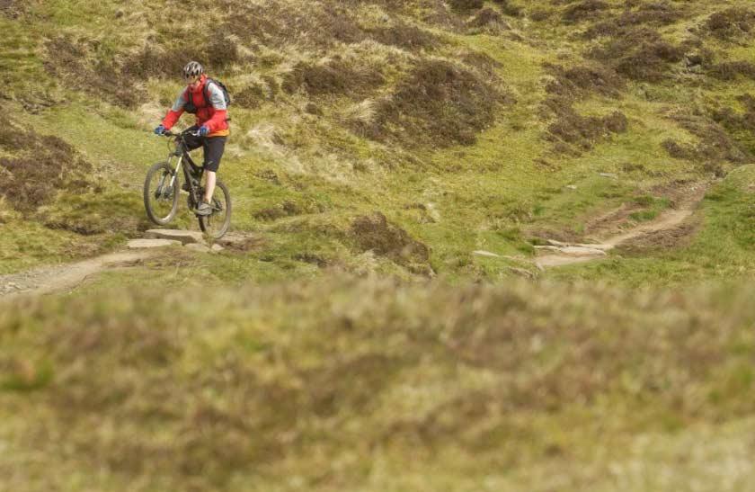 5 Best Wild Mountain Bike Trails In Scotland Wilderness Scotland