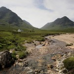 The majesty of Glencoe on the West Highland Way