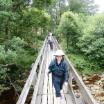 West Highland Way has a wide range of trails along its length