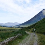 Splendid isolation on the West Highland Way