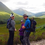 A maximum of 10 travellers means you'll make good friends while walking the West Highland Way