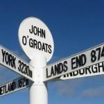 Signpost – John O'Groats