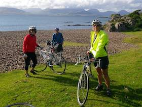 Road Cycling - Skye and Inner Hebrides (2)