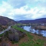 Day 4 – Hero riding down the River Beauly