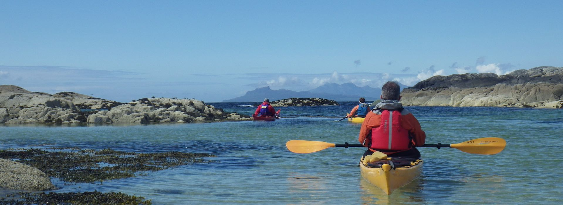 Sea Kayaking OR River Kayaking: What's the Difference