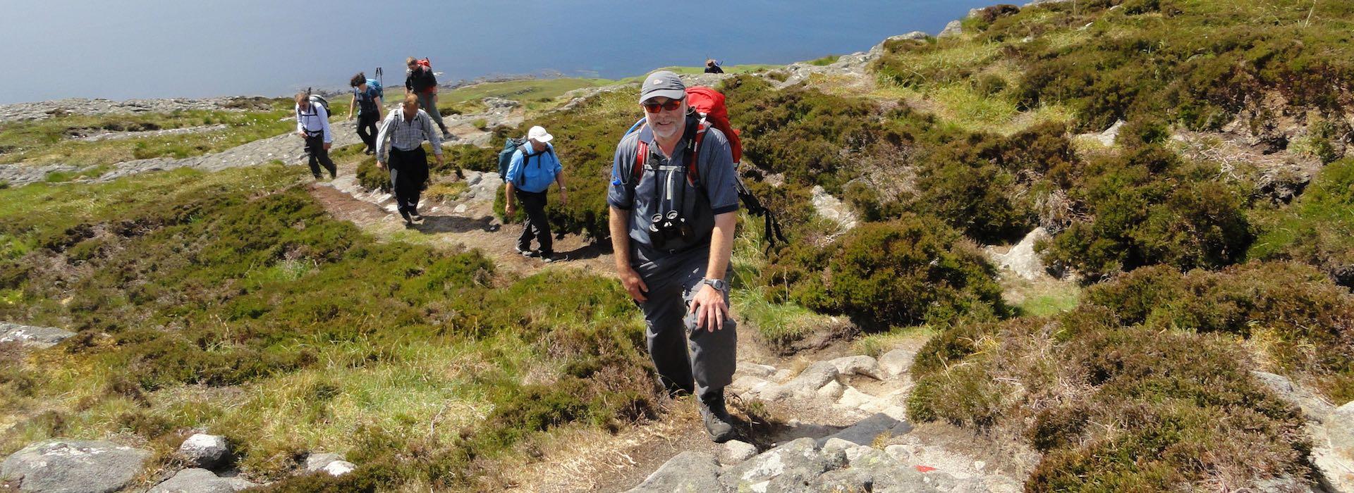 Top Ten Rucksack Essentials: Walking Holiday in Scotland