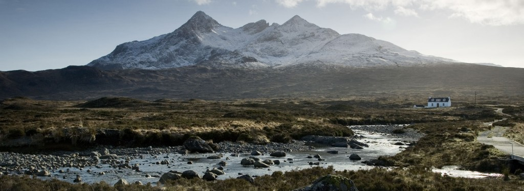 Top 5 Scottish Winter Walks- Glen of Sligachan