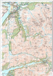 Top 5 Scottish Winter Walks- Kinlochleven 3