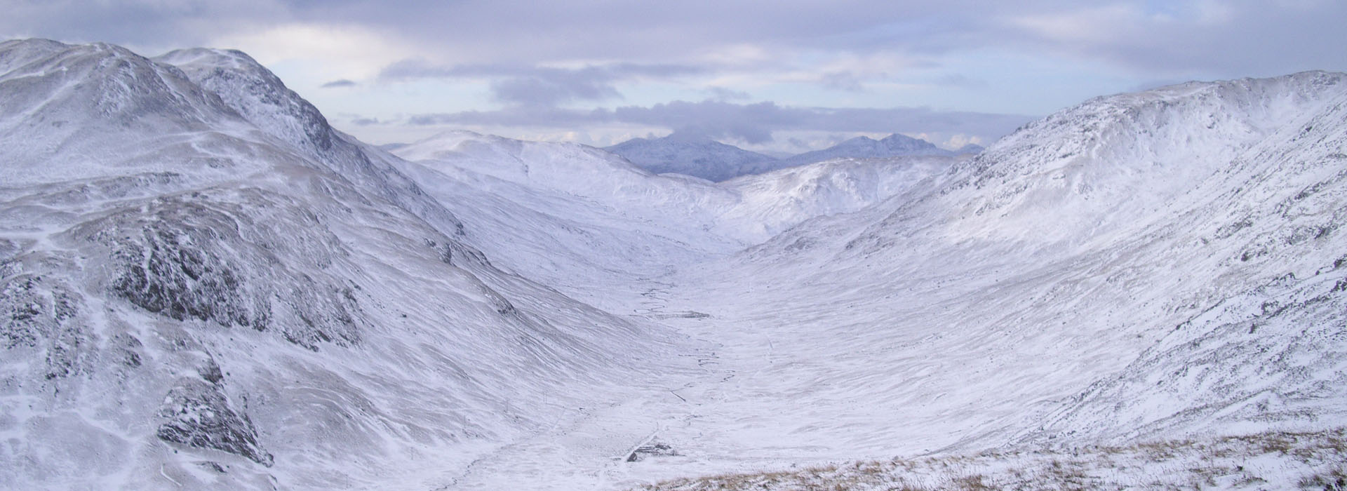 Top 5 Scottish Winter Walks- Kinlochleven