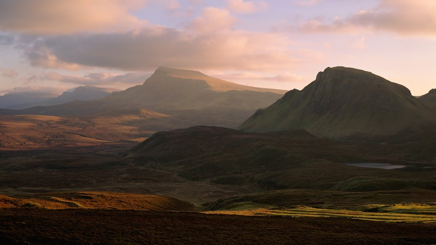 Maps of Scotland - Planning your Adventure
