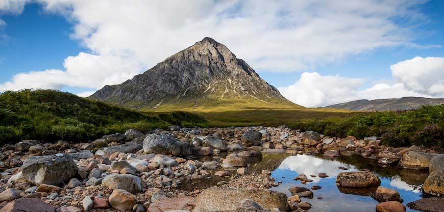 wild camping - Loch Etchachan, Cairngorms
