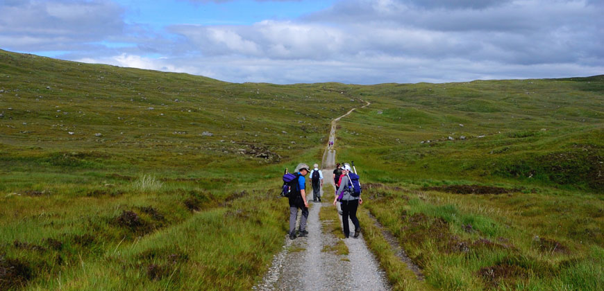 What to bring on the West Highland Way