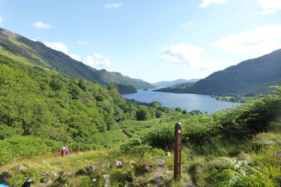 West Highland Way Food Guide Amp Interactive Map