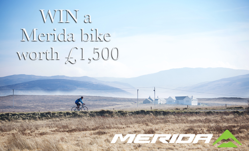 Win a Merida Bike