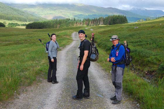 what-to-pack-west-highland-way