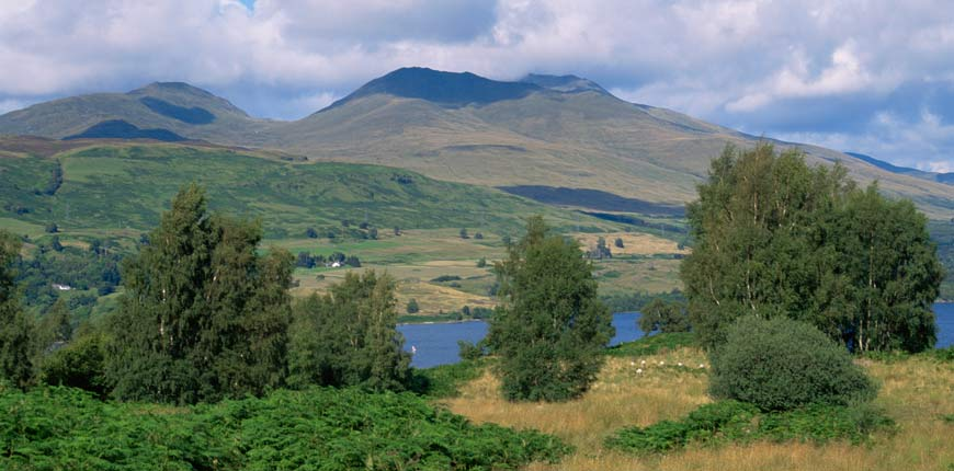 walks in Highland Perthshire ben lawers