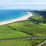 County Antrim coast road