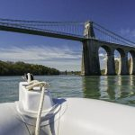 Boat ride on Menai Strait