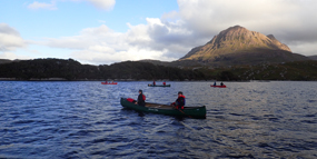 Open Canoeing Scotland