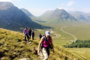 Glencoe walks