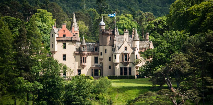 Luxury Castle Hotels In Scotland And Ireland