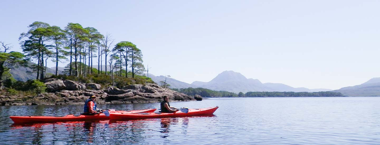 Getting Fit for Sea Kayaking - Wilderness Scotland