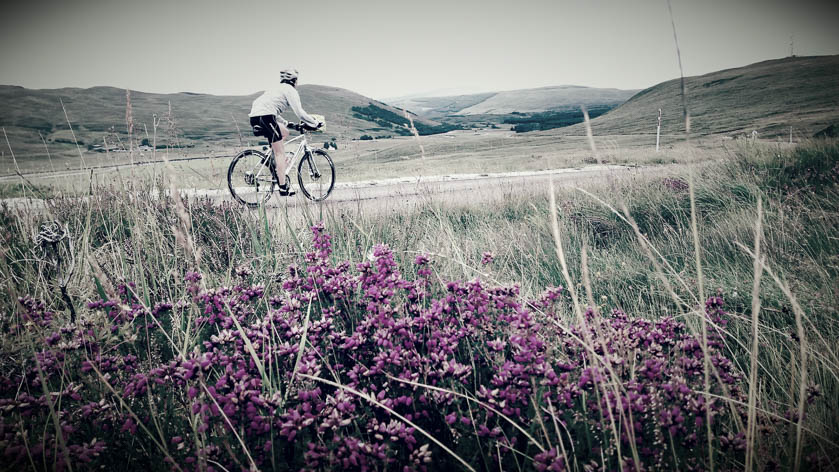 cycle route ballater